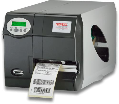 64-0x Etikettendrucker NOVEXX Solutions - 64 04 Drucker