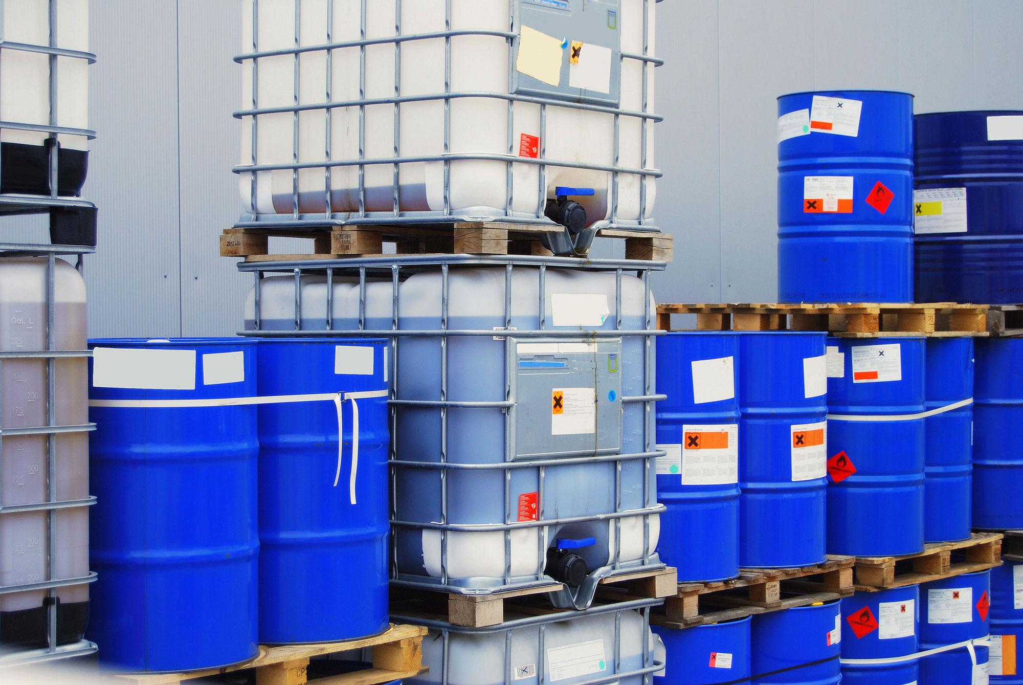 Chemieindustrie NOVEXX Solutions