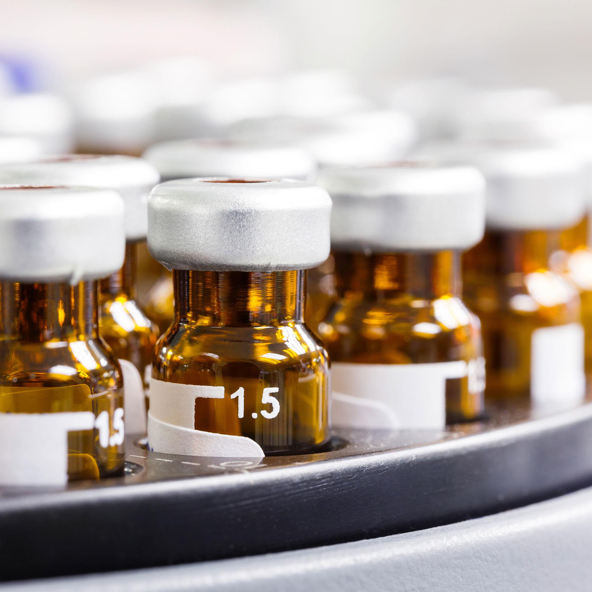 Pharmaindustrie NOVEXX Solutions