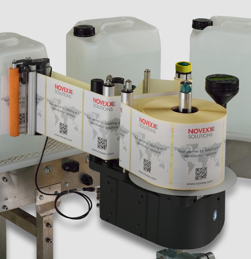 NOVEXX Solutions XLS 209 Etikettierer